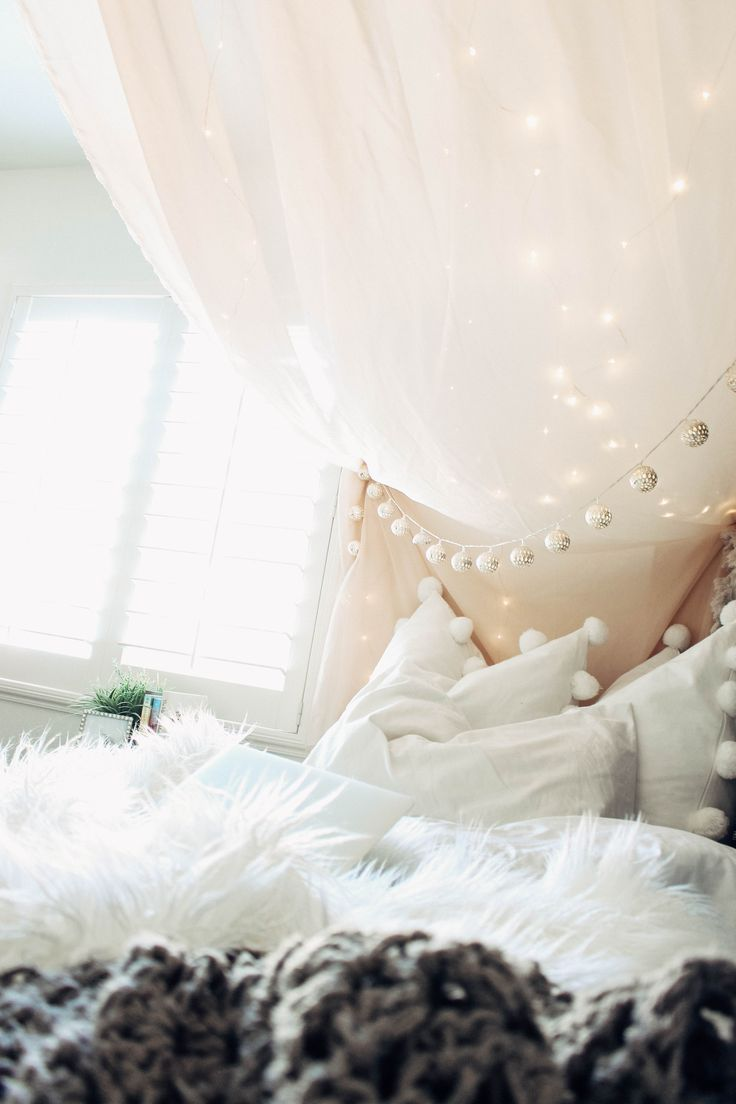 So comfy and cozy✨  ☽ ✩ Product by Lady Scorpio | Bohemian Boho Bungalow Bedroom || Save 25% off all orders with code PINTERESTXO at checkout | Shop Now LadyScorpio101.com