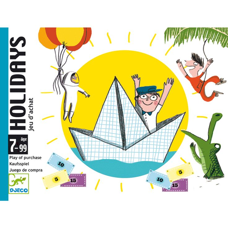 Holidays gazdálkodós kártyajáték | Pandatanoda.hu Játék webáruház