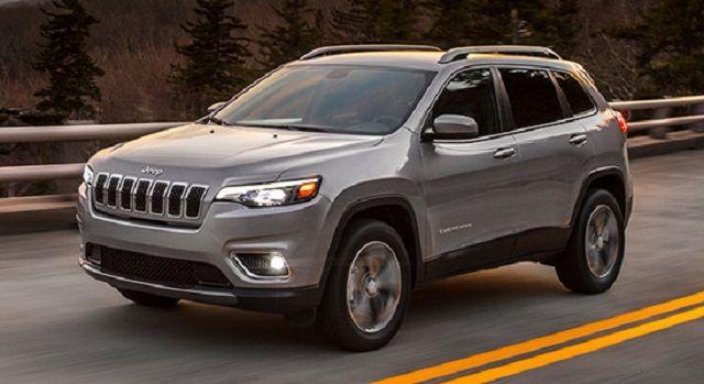 Jeep Trailhawk 2020 2020 Jeep Cherokee Redesign Trailhawk