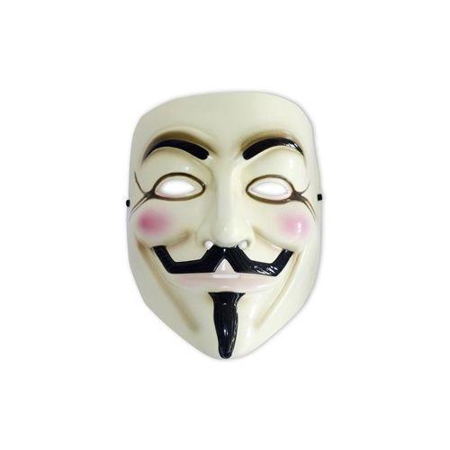 V pour Vendetta réplique masque de Guy Fawkes ref 268