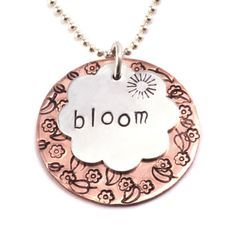 """This link should take you to an excellent free tutorial by Lisa at Beaducation.com on """"Stamping on Metal"""". I can't wait to get started!"""