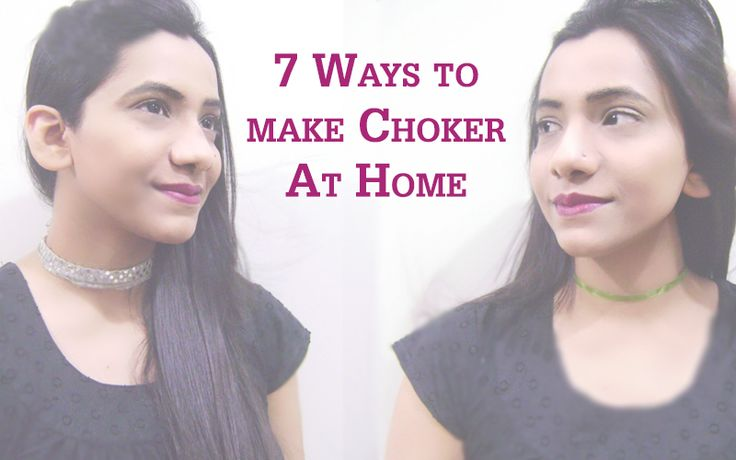 That Grl in High Heels: Tuesday Trend Report: 7 Ways to Make Choker Neckla...