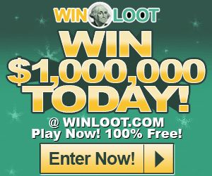 Enter to WIN $1 MILLION from WinLoot!
