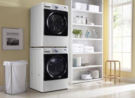 Simple small laundry room organization ideas Shelving organizing for small laundry room – Home Interiors