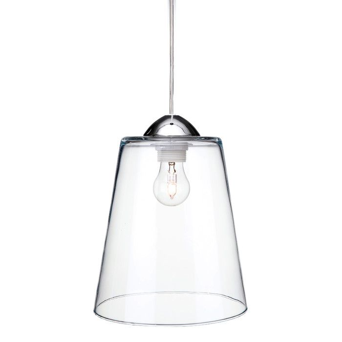 You'll love the Bordeaux 1 Light Pendant at Wayfair.co.uk - Great Deals on all Lighting  products with Free Shipping on most stuff, even the big stuff.