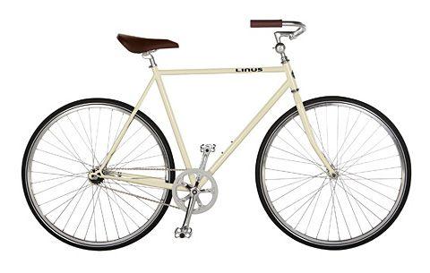 The perfect bicycle: sleek & simple, light & speedy.