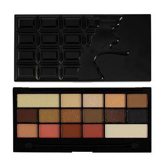 Valbeauty and co: La palette Chocolate Vice de makeup Révolution