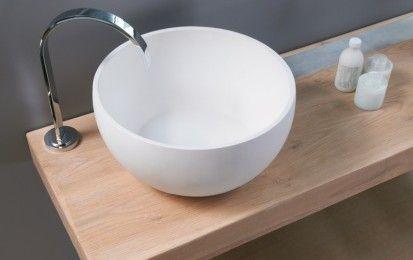 Lavabi da appoggio per bagno: un tocco di stile e di eleganza - Lavabi da appoggio, tutti i modelli disponibili in commercio, soluzioni eleganti e raffinate