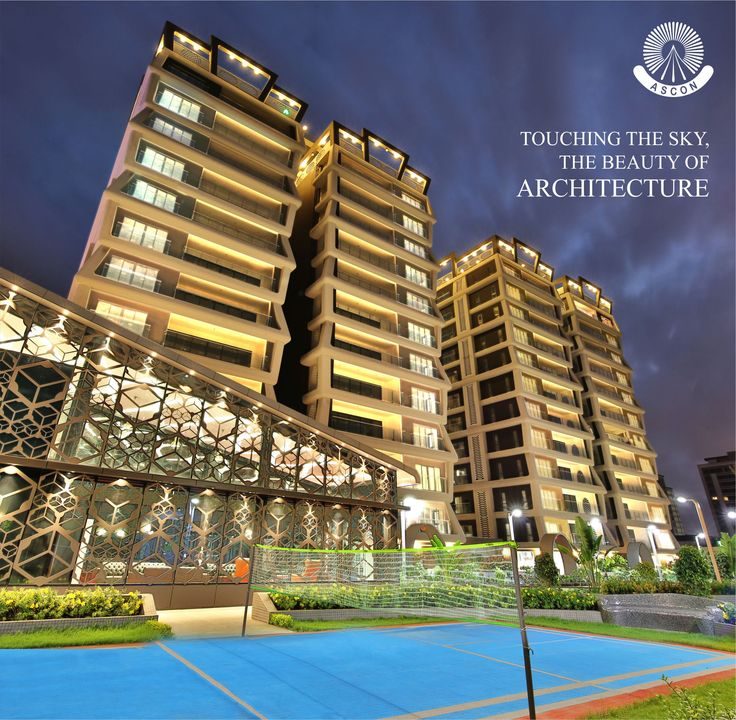Presenting, our latest creation #SuryaLandmark - An architecture which defines beauty in a true sense. #AsconRealty #SuratRealty #RealEstate