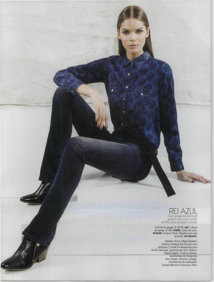 Vogue Portugal - Março 2015