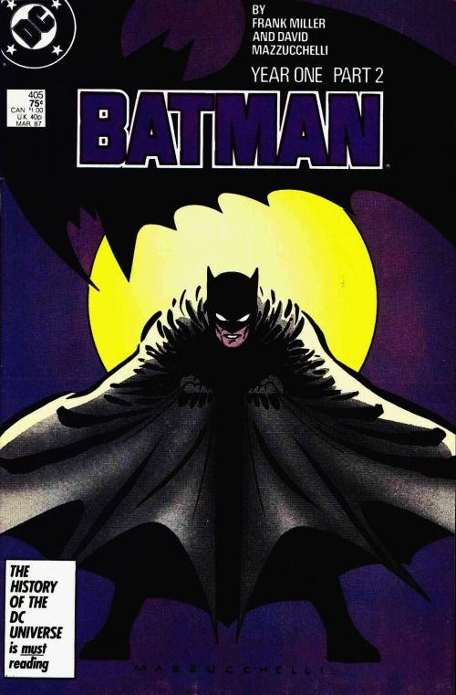 Batman: Year One | Comic books reader