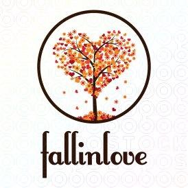 Love Tree Logo logo