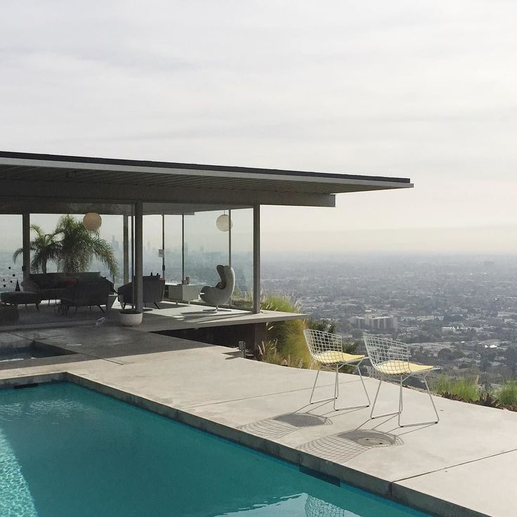ICONIC HOUSE | the stahl house, los angeles. | http://www.bocadolobo.com/en/index.php #modernarchitecture #architecture