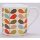 Orla Kiely mugs -- yes please!