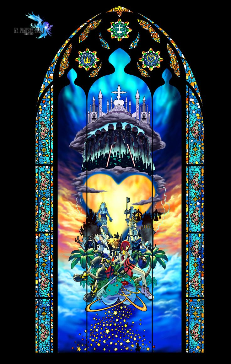 Kingdom Hearts 2 - Once again you team up as Sora with Goody and Donald and fight the heartless  the story progresses and you go to  some old and some new lands that weren't in the last game.