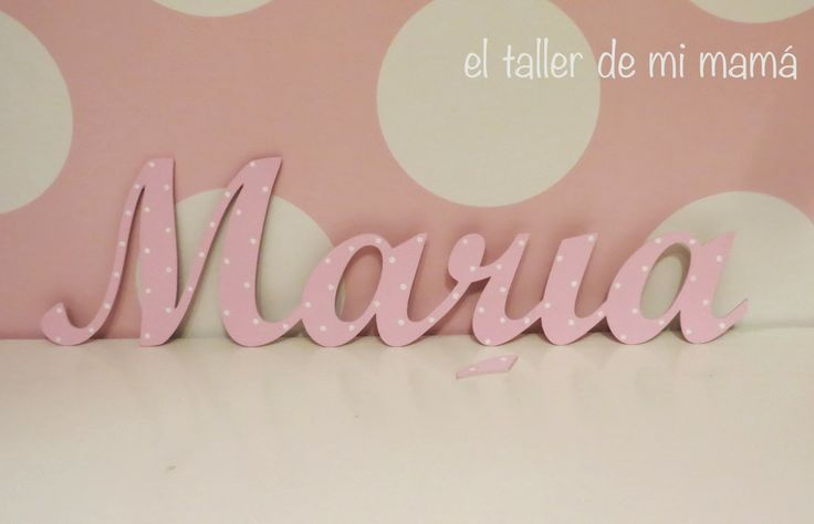 letras de madera on Pinterest | Wooden Letters, Letters and Wood ...