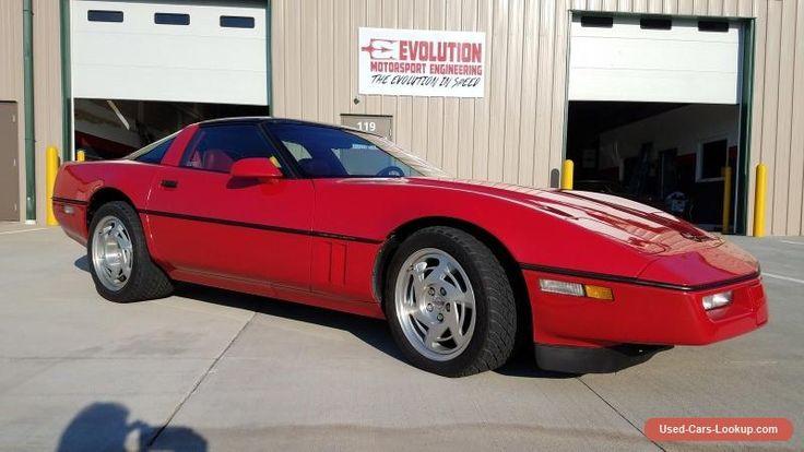 1990 Chevrolet Corvette ZR1 #chevrolet #corvette #forsale #unitedstates