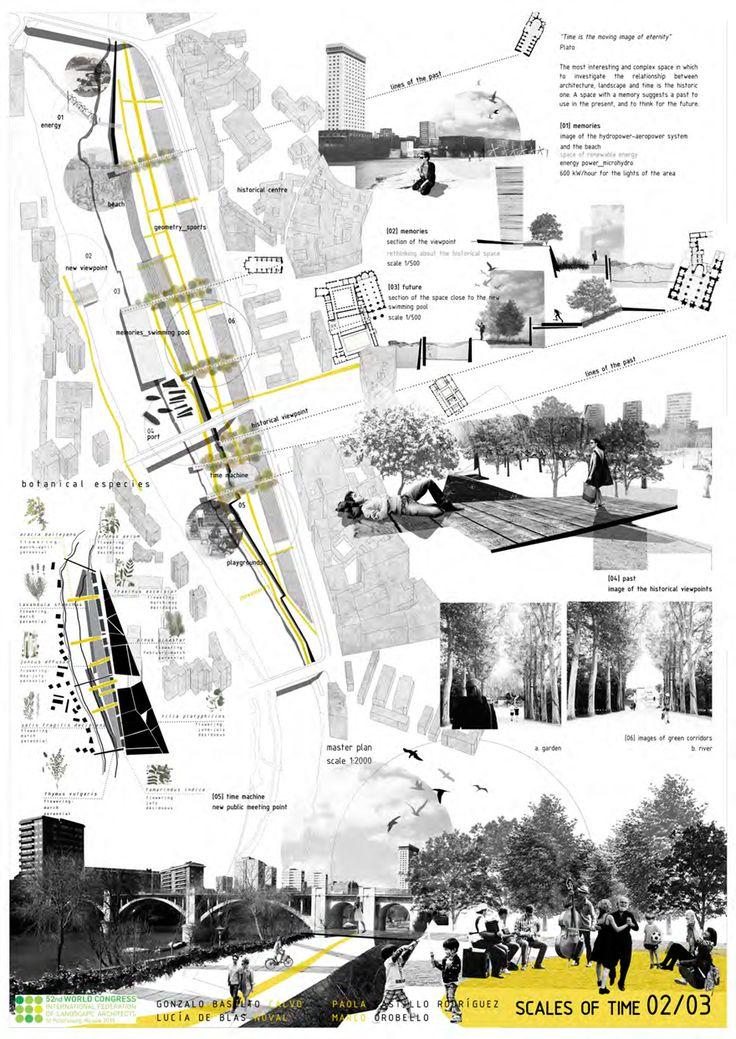 M s de 25 ideas incre bles sobre laminas de presentacion for Plan de arquitectura
