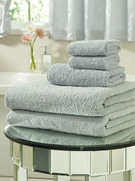 Duck egg blue towels sets for Duck egg blue bathroom ideas