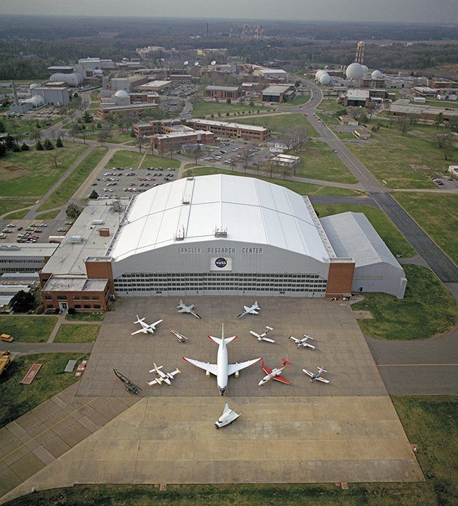 1000+ images about NASA Langley Research Center on ...