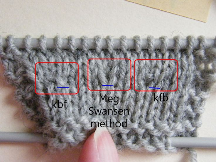 Kfb Knitting Help : Best images about decrease increase on pinterest