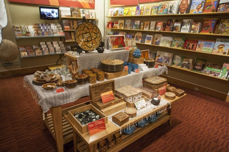 Smithsonian Museum of African American History shop ...