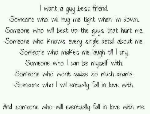 Do i like my best friend?