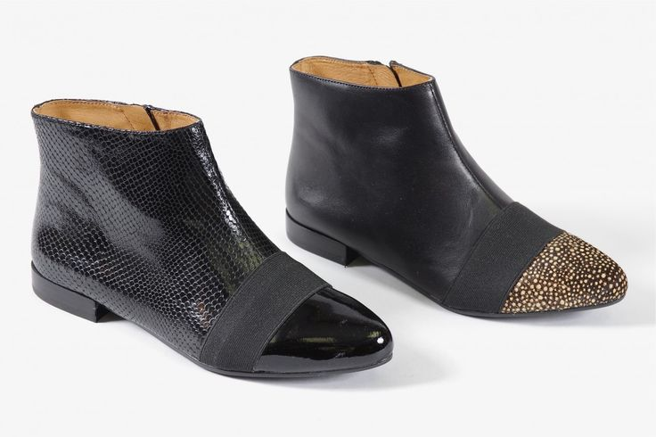 Kiko-Lo by United Nude: Fun pant boot with pony hair toe and side zipper. Soft leather upper with a non slip outsole. http://millershoes.com/shop/boot/kiko-lo/