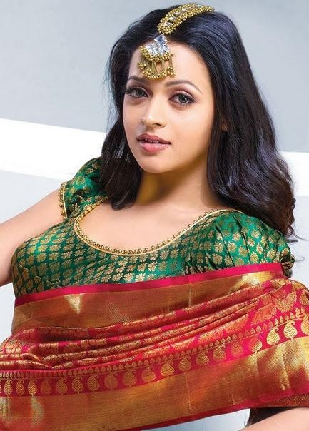 Colorful and Stylish: Indian Saree Blouse-Design
