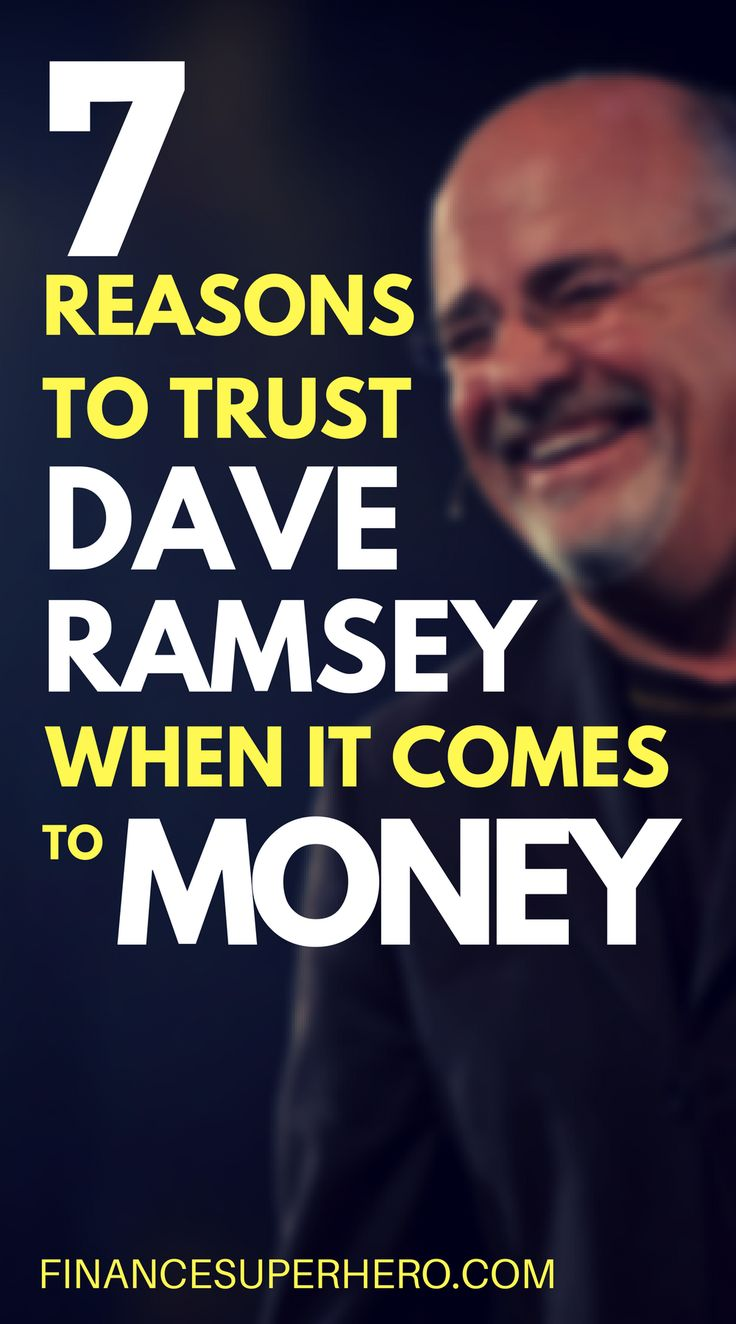 If you're looking to turn around your finances and get control of money, Dave Ramsey's advice is as solid as it comes. Check out our list of critical ways that Dave gets it right when it comes to spending, debt, and more!
