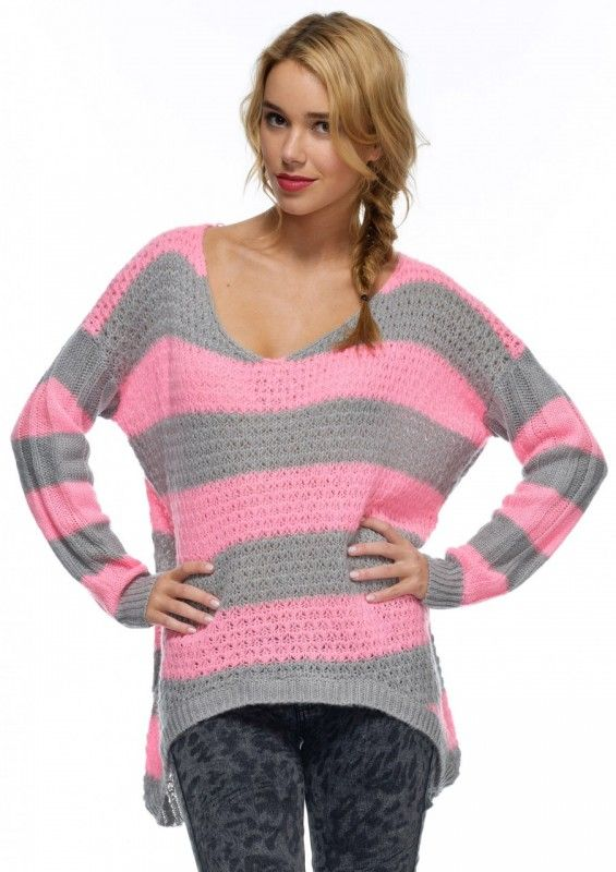 Isabella Oversize Knit by Sass Now: $79.95