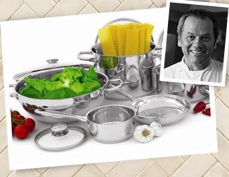 I pinned this from the Wolfgang Puck - Cookware & Countertop Appliances event at Joss and Main!