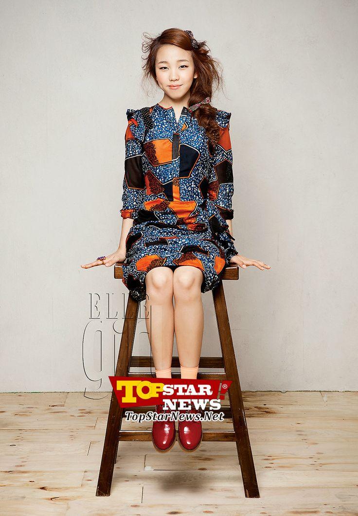 Baek Ah Yeon and Kim Na Yoon - Elle Girl Magazine June Issue '12