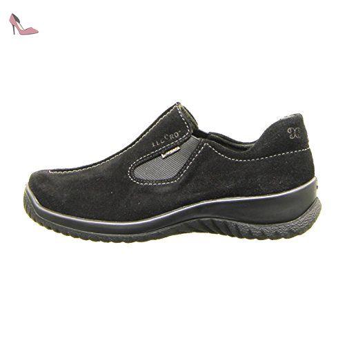 Legero  Softshoe, Mocassins femme - Noir - noir, 37.5 EU - Chaussures legero (*Partner-Link)