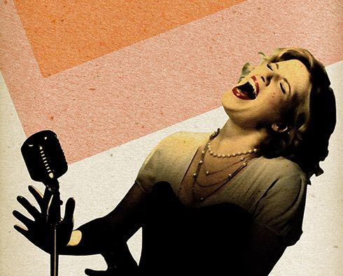 Yorkshire #jazz favourite Clare Teal brings the Community Band to Scarborough Spa on Saturday from 8pm