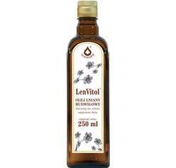 Olej Lniany Budwingowy 250ml (Oleofarm)