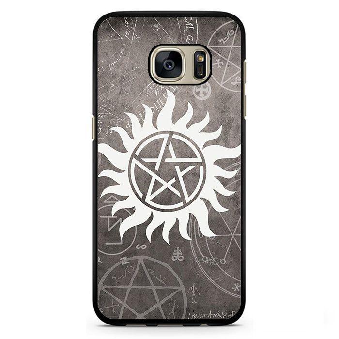 Supernatural Phone Case Samsung S7