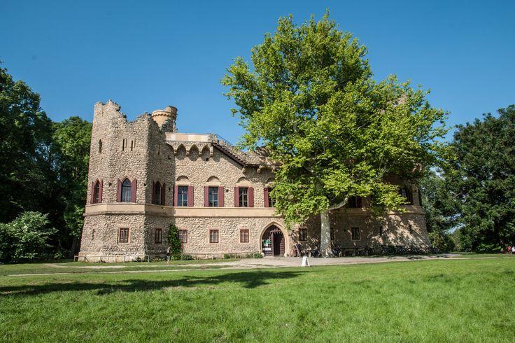 Janohrad (John's Castle|, Lednice, Czech Republic