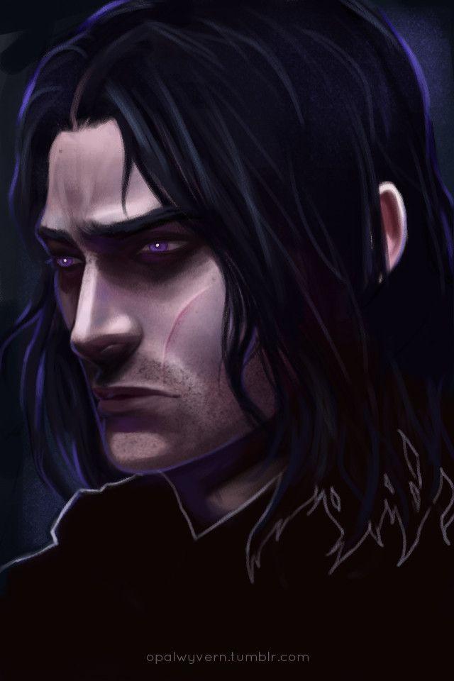 A Wizard's Portrait, leaf gem on ArtStation at https://www.artstation.com/artwork/zXb6d