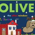 Friends~I love taking some time to have fun with the holiday season and sharing some of my favorite books and songs. One of my most favorite songs is defiantly Rudolph the Red Nosed Reindeer. I guess that is why I get such a kick out of Olive the Other Reindeer.  $2.99