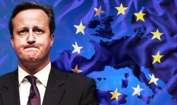 Goodbye Dave? Bookmakers slash odds on Cameron quitting within the next TWO WEEKS