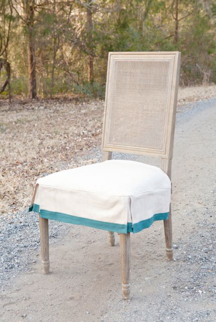 Items Similar To Dining Chair Seat Cover