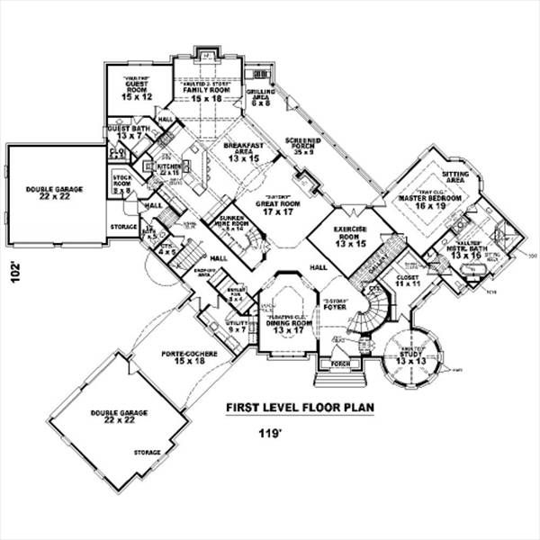 1st level image of miles avery manor luxury homes pinterest manor houses house plans and green