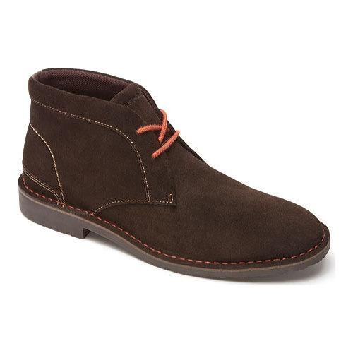 Men's Rockport Urban Edge Plain Toe Chukka Dark Bitter | Products |  Pinterest | Bitter, Shoes outlet and Outlet store