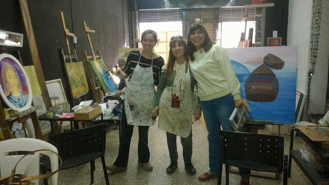 Graciela BOVETTI: Arte en sábado