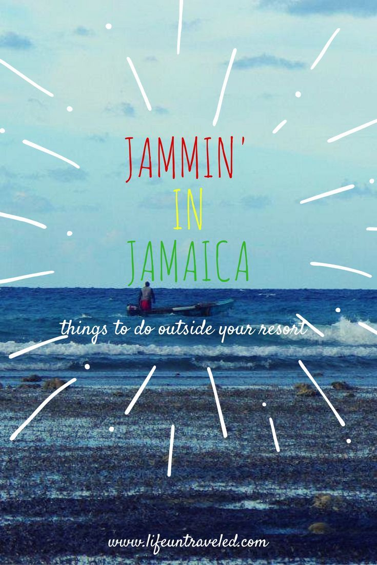 Jammin' In Jamaica - Things to do Outside Your Resort www.lifeuntraveled.com
