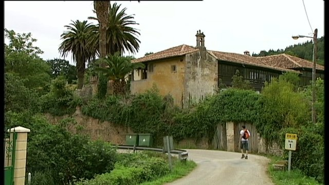 La ruta Norte del Camino de Santiago a su paso por Villaviciosa