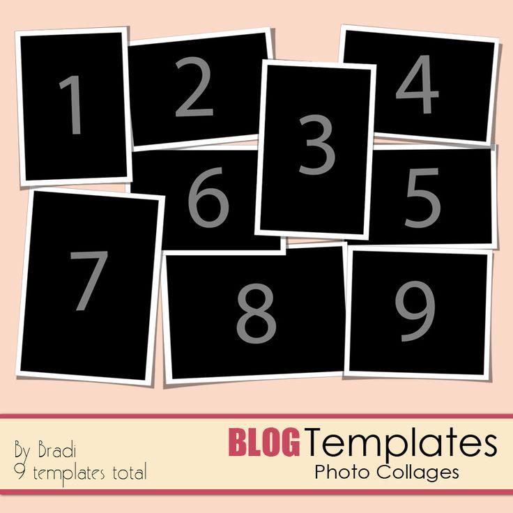 Blog Templates Set