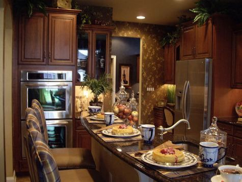 Kitchen Decorating Themes - Kitchen A