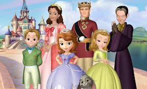 Sofia the First Characters - Sofia The First Photo (32790621) - Fanpop fanclubs